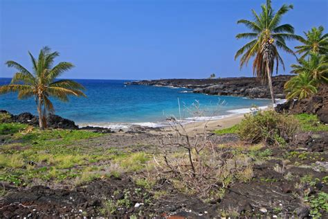 Pohue Bay Photos - Hawaii - South Point Cellular And
