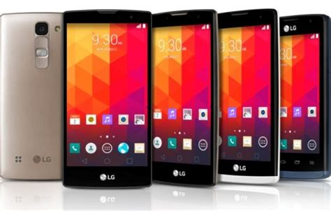 LG To Launch New, Budget Smartphone Models at MWC