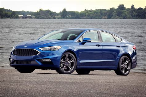 Refreshed 2019 Ford Mondeo: revised looks and greater