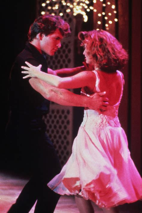Jennifer Grey opens up about working with Patrick Swayze