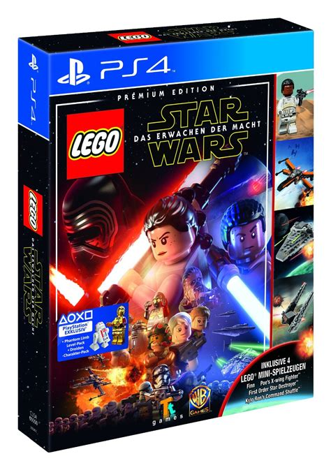 LEGO Star Wars: The Force Awakens Will Have A Special