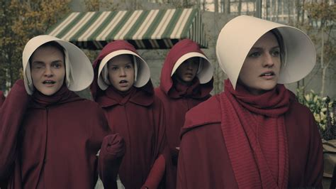 The trailer for the new season of The Handmaid's Tale is
