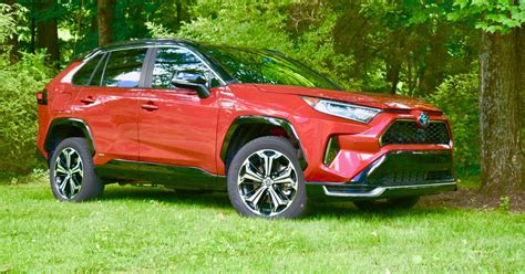 2021 Toyota RAV4 Prime XSE Review: Fast and Frugal