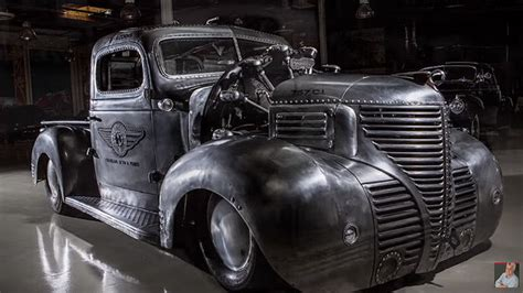 Jay Leno Goes Aeronautical With This Plymouth Pickup