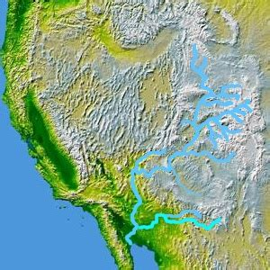 List of tributaries of the Gila River - Wikipedia