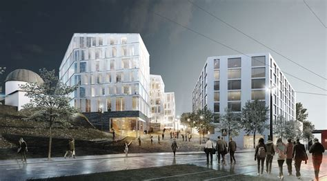 Arkitema + Arkitektgruppen Cubus win the competition for