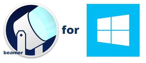 Beamer for Windows 10/8/7 PC: AirPlay Windows to Apple TV