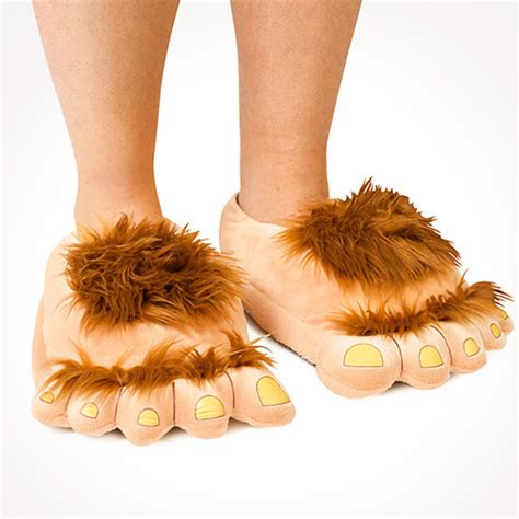 Gift of the Day: Hobbit-inspired furry feet slippers | EW