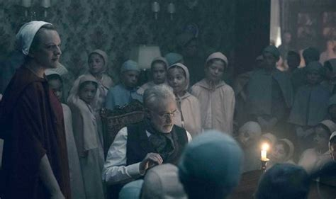 The Handmaid's Tale: Will the children survive outside of