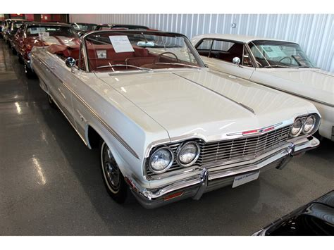 1964 Chevrolet Impala SS for Sale | ClassicCars