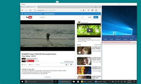 Screen Mirroring on Windows 10: How to Turn Your PC Into a
